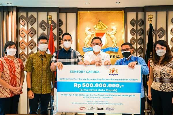 SGB dan KADIN Indonesia kolaborasi untuk Mobil Vaksin
