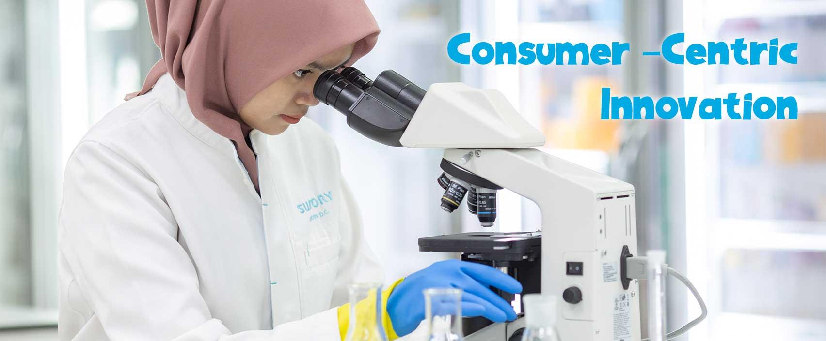 Suntory Garuda selalu mengejar inovasi produk minuman untuk kesehatan dan kepuasan pelanggan
